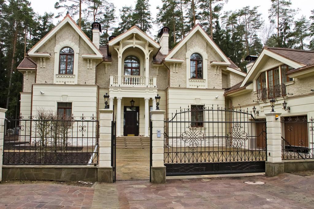 Фасадный декор от РуссМолд